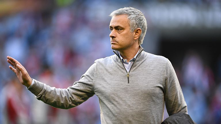 Jose Mourinho made six changes from the draw against Swansea