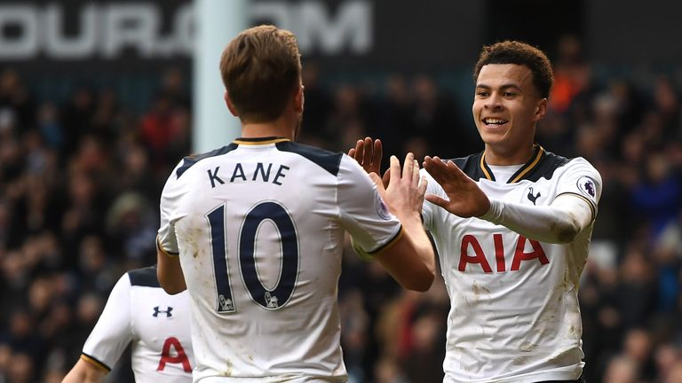 The new book focuses on the 2016/17 season where Tottenham finished in second place