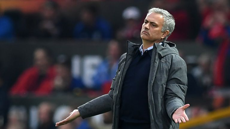 Jose Mourinho's side face Ajax in the Europa League final on Wednesday night