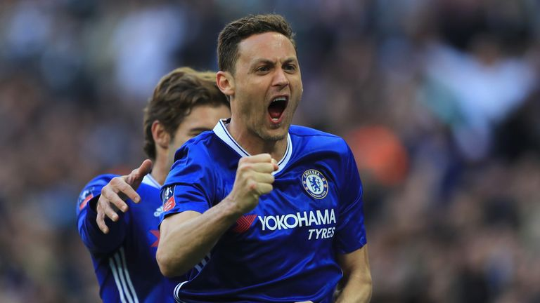 Nemanja Matic could be a Manchester United player by the end of the week