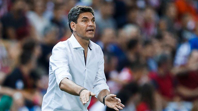 Mauricio Pellegrino has stepped down as Alaves coach