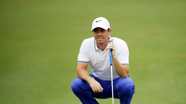 McIlroy needs something in the mid-60s to contend on Sunday