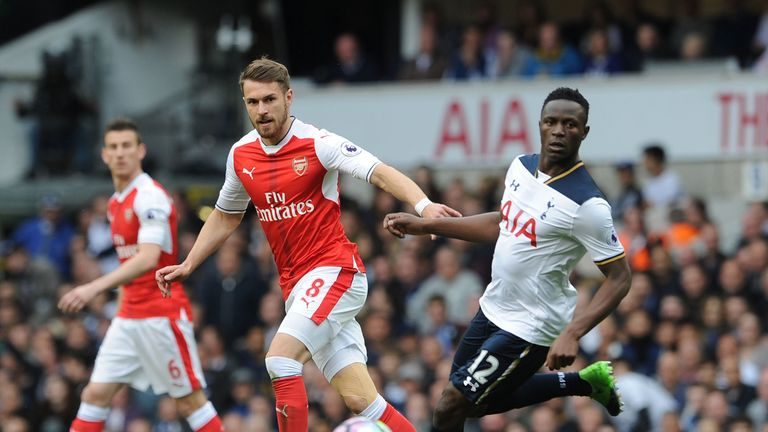 Who will strike the first blow in the north London rivalry?