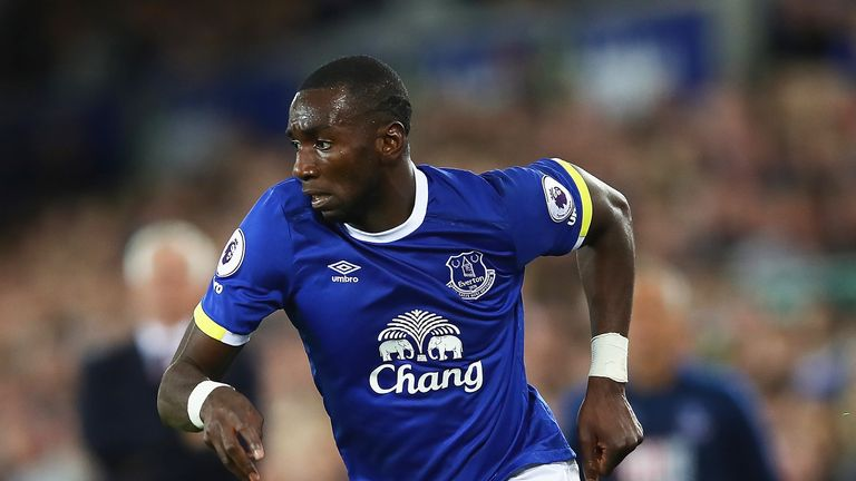 Yannick Bolasie admits he is still unsure when he will return to first-team action for Everton