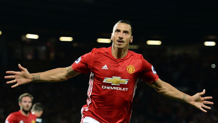 Jose Mourinho has not ruled out Zlatan Ibrahimovic (pictured) returning to Manchester United