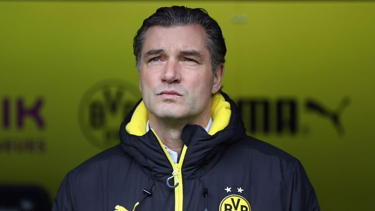 Borussia Dortmund technical director Michael Zorc has praised English talent