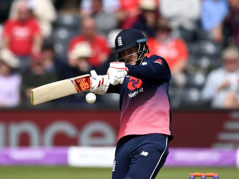 Joe Root steadied the ship for England in partnership with his skipper