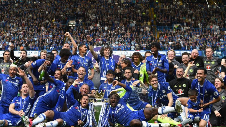 Chelsea's players have each been given a £9,000 Hublot watch as reward for their 2016/17 title