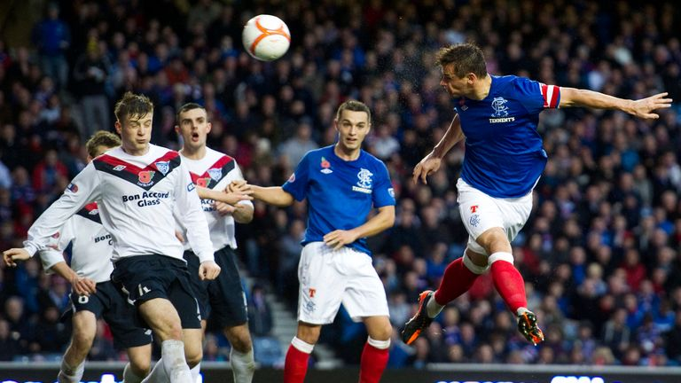 After competing in the Scottish Third Division as recently as 2013, Rangers are back playing European football after a six-year absence