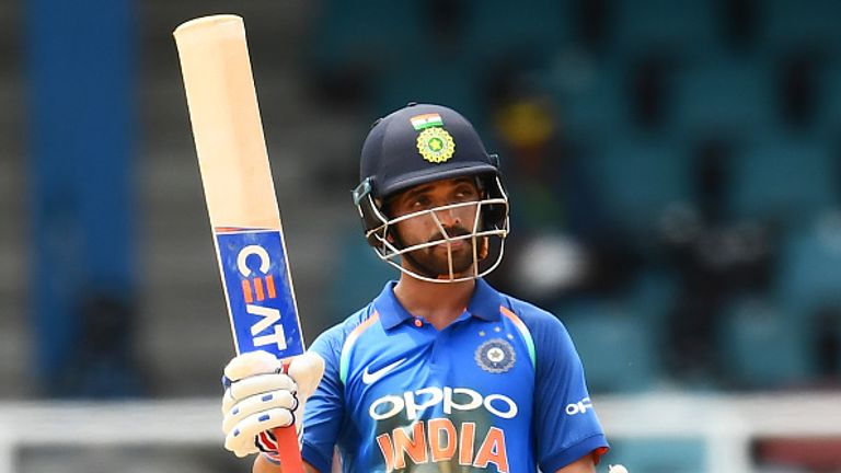 Ajinkya Rahane has been replaced as Rajasthan captain by Steve Smith