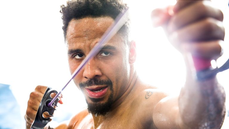 Undefeated Andre Ward is currently Ring magazine's pound-for-pound king