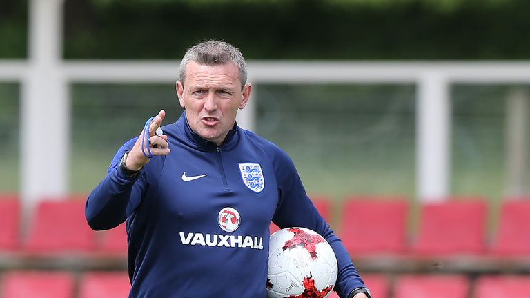 Aidy Boothroyd's side finished top of Group A