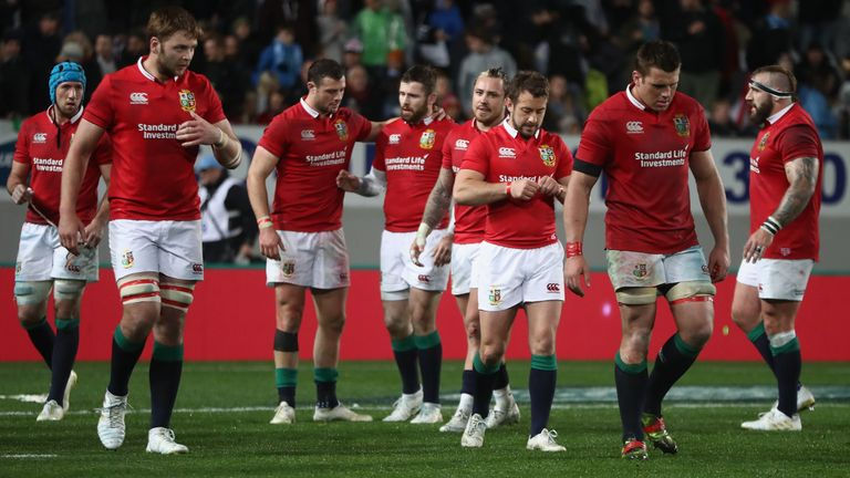 All Blacks coach Steve Hansen believes there is difference in quality between the Lions' 'two squads'