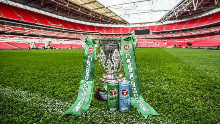 The Carabao Cup first-round draw was made in Thailand