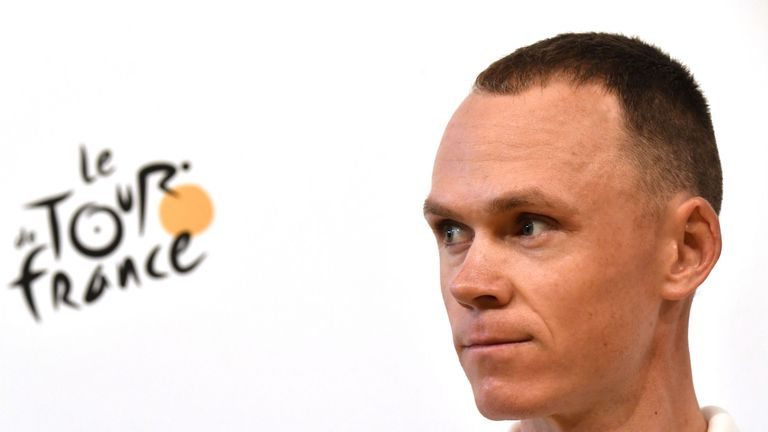Chris Froome must overcome an unfavourable course, in-form rivals and concerns about his own condition to win a fourth Tour de France