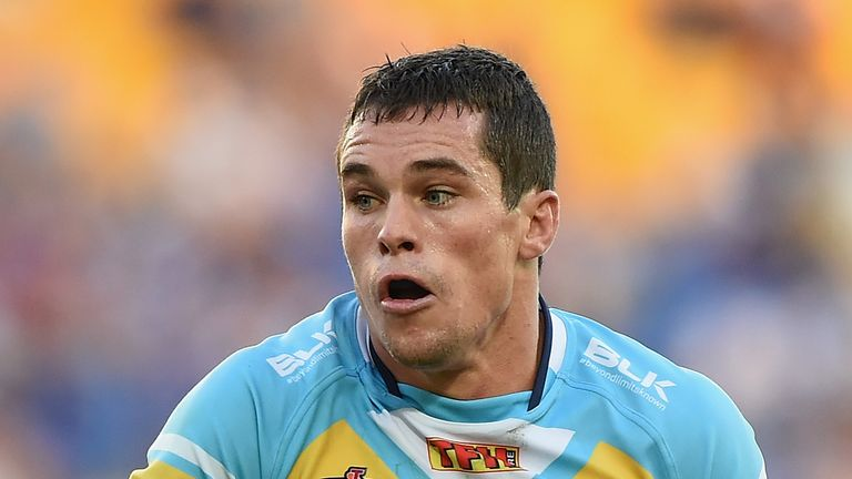 Leigh's new signing Daniel Mortimer won the NRL Grand Final with Sydney Roosters