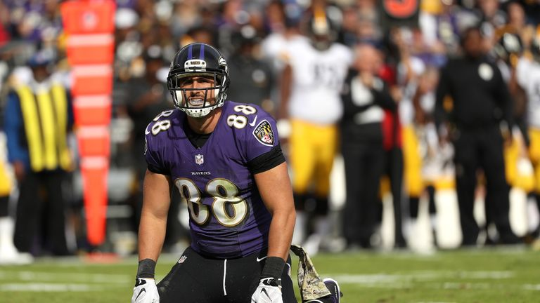 The Ravens missed the play-offs for the second consecutive time last season