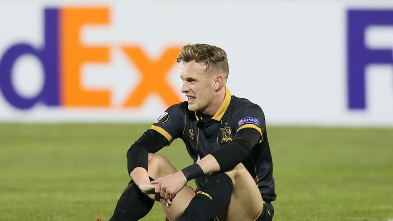 Dundalk reached the Europa League group stages last season but missed out on the knockout rounds