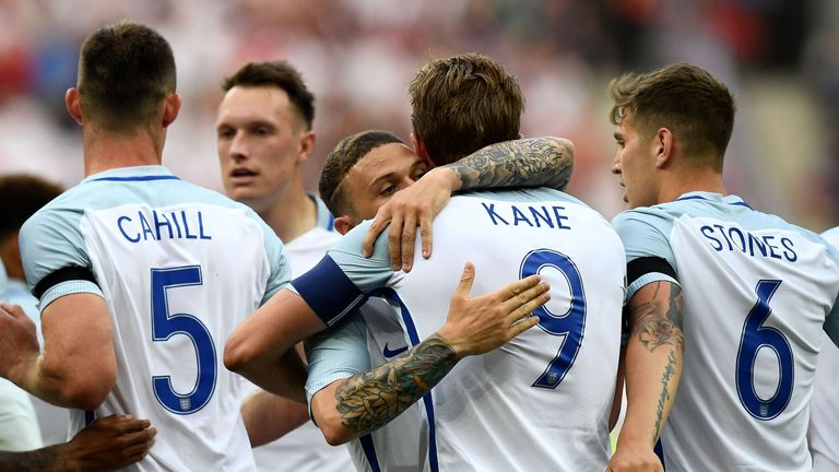 The England players care 'passionately' about their country, according to Glenn