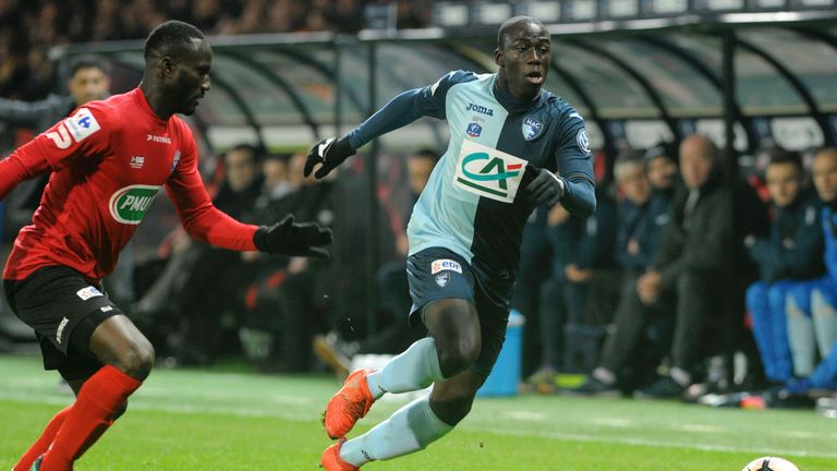 Ferland Mendy is a target for four English clubs