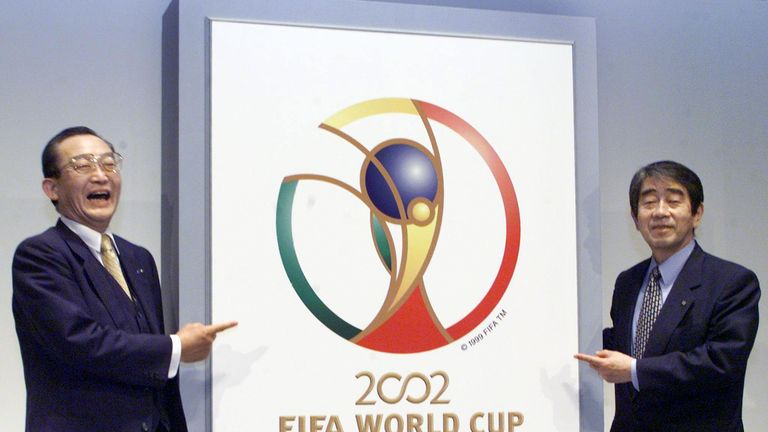 South Korea jointly hosted the 2002 World Cup with Japan