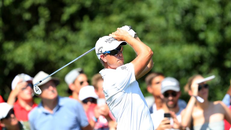 Stenson carded a three-under 69 on Friday