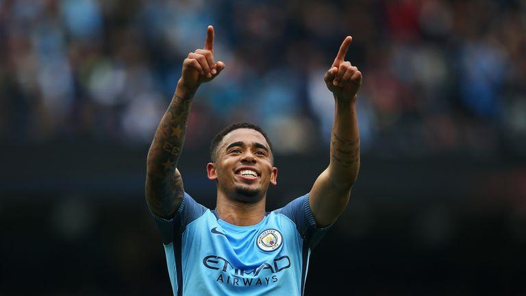 Manchester City have brought in striker Gabriel Jesus since Bony left on loan