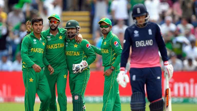 Joe Root and England's batsmen had a rare bad day at the office against Pakistan