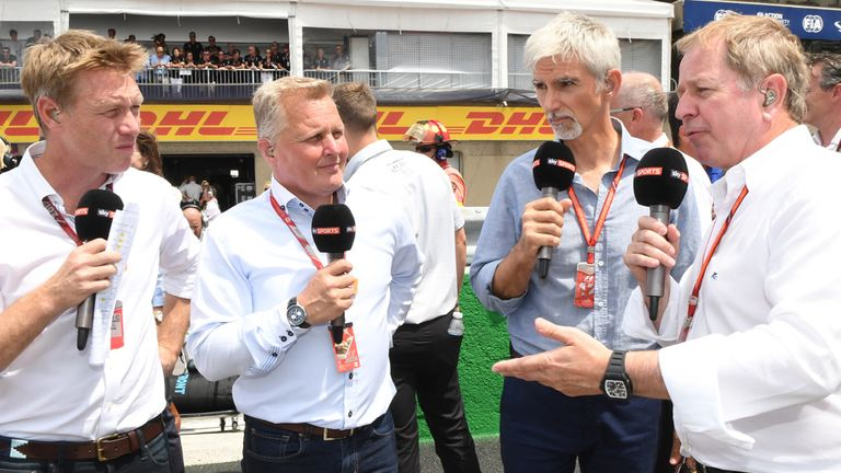 Sky diving: digging into sky sports f1's launch | paul douglas online.
