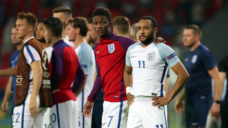 Nathan Redmond will hope for regular England call-ups after making his senior debut in March