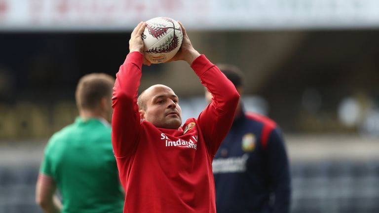 Rory Best has been awarded an OBE in the Queen's Birthday Honours List