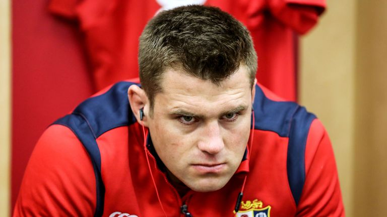 Fellow Lions back-row CJ Stander is also waiting on a new IRFU contract