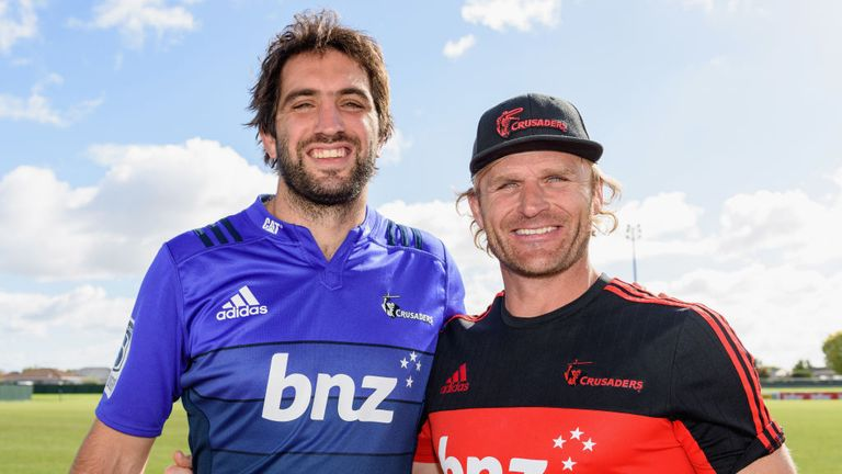 The head coach had worked with the vast majority of the All Blacks squad already within his club set-up