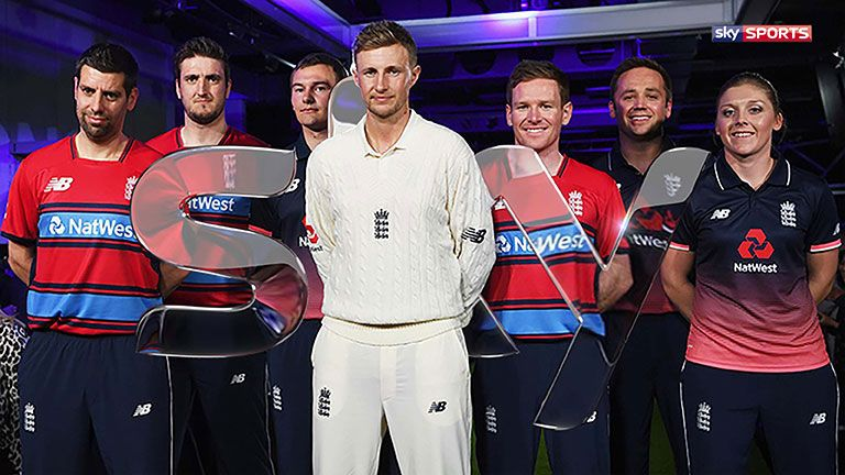 Sky Sports will give customers more live cricket than ever before.