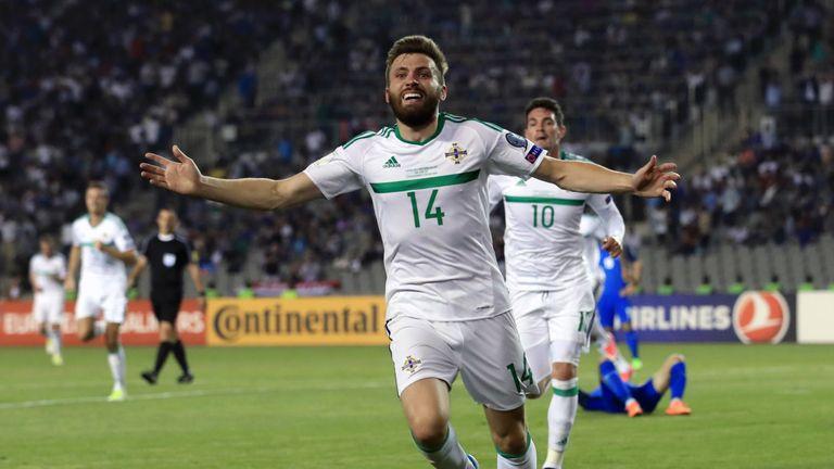 Stuart Dallas: Northern Ireland international stays with Leeds