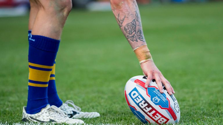 Adam Cooper will be remembered at every rugby league this week