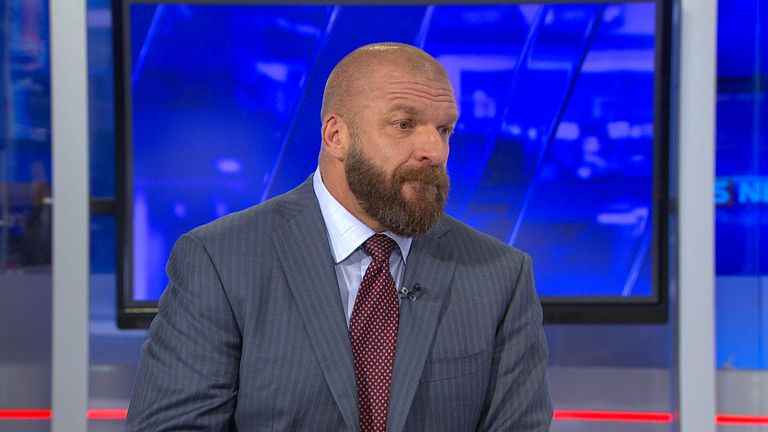 Triple H would love to see Mayweather and McGregor on Monday Night Raw