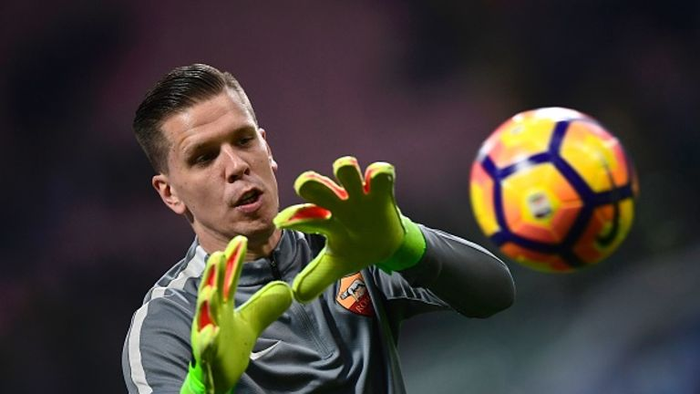 Wojciech Szczesny looks to be leaving the Gunners for Juventus this summer