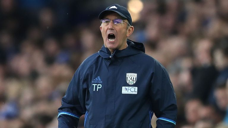 Tony Pulis has been determined to bring in more players before the deadline