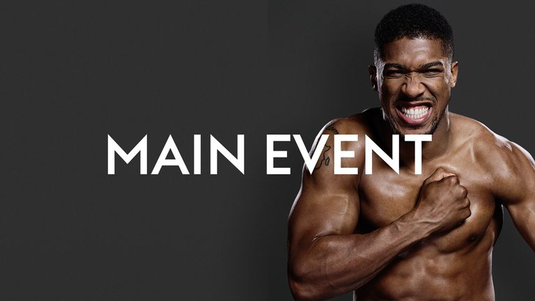 Sky Sports Main Event: Showcasing the biggest and best live events on Sky Sports