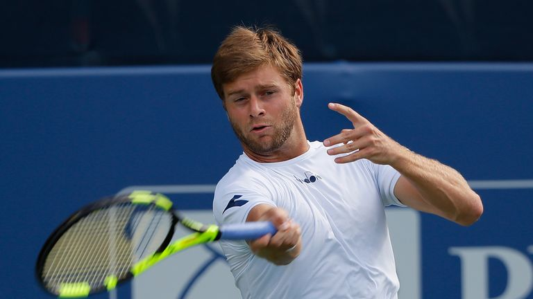 Ryan Harrison tweeted to say he completely refutes the racism allegation