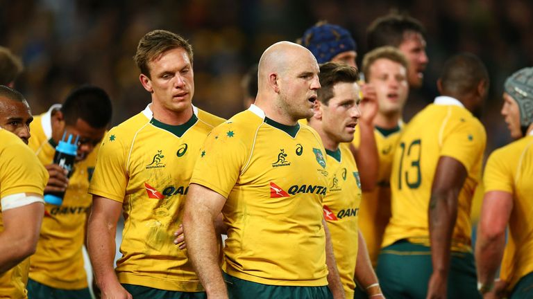 Australia will enter the 2017 Rugby Championship in need of some positive displays