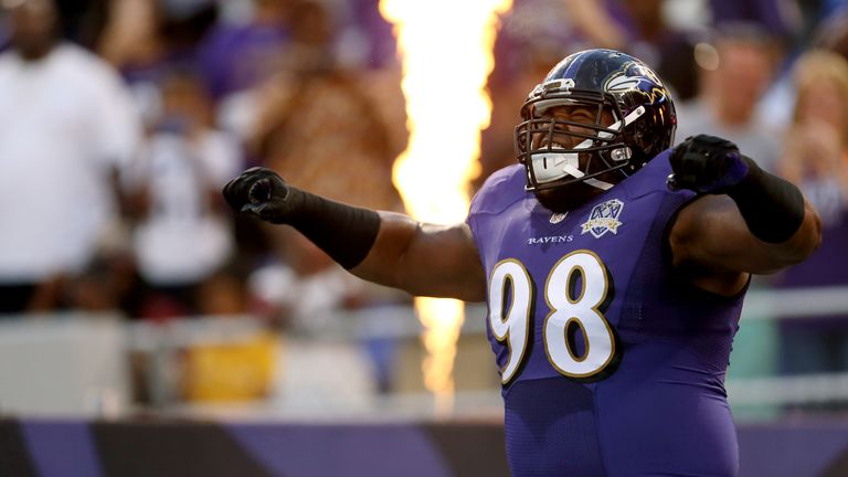 Brandon Williams is an integral member of the Baltimore Ravens
