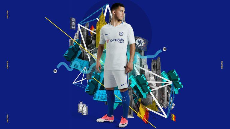 Chelsea launch new Nike kit for 2017 18 Premier League season ... 052f00346