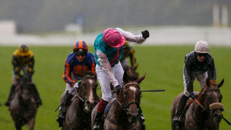 Enable stars in the Champion Stakes entry