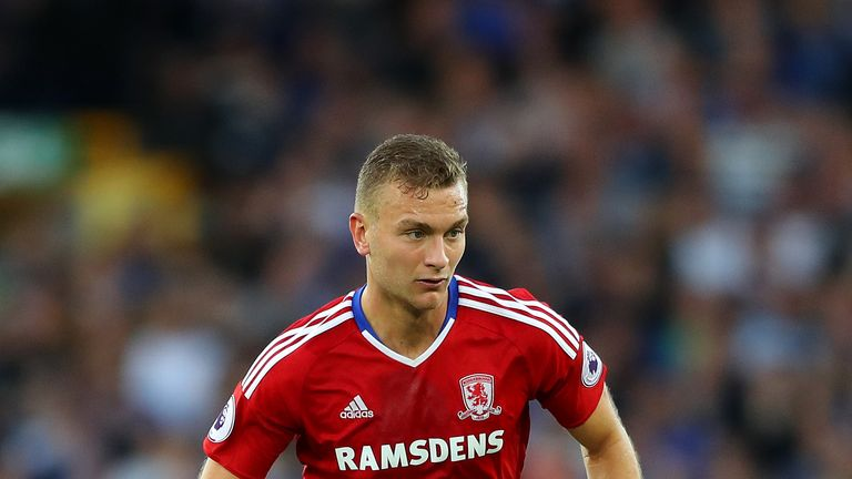 Burnely are understood to have made an offer for Ben Gibson