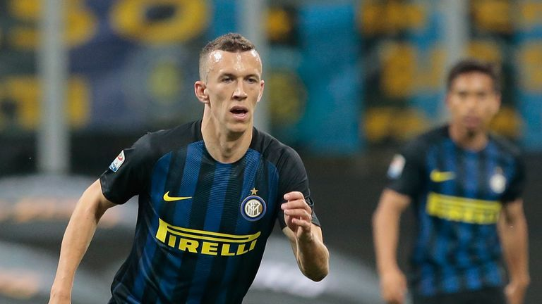 Ivan Perisic appears set to remain with Inter Milan