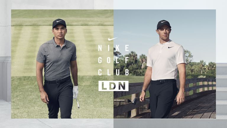 Don't miss Day and McIlroy competing at Nike Golf Club - London on Monday