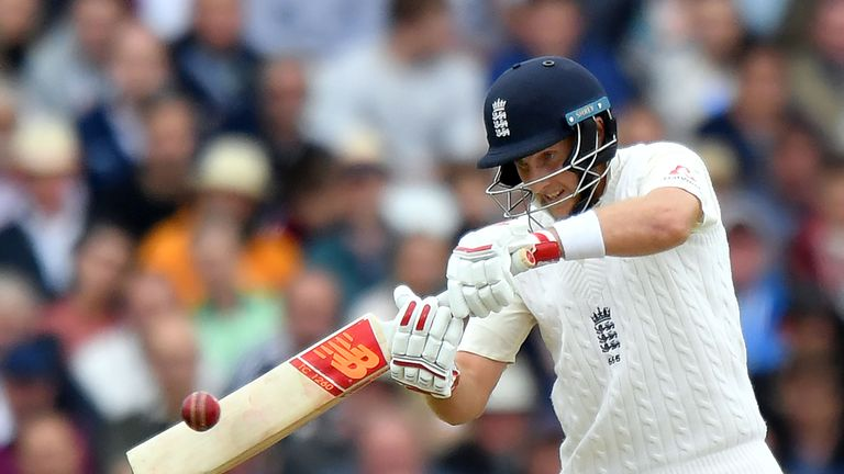 Joe Root enjoyed a winning start to life as captain