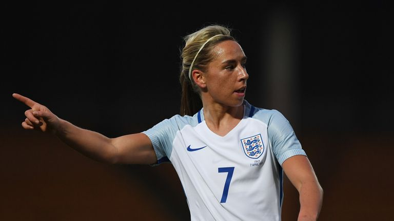 Jordan Nobbs' industry is expected to be key for England at the Euros